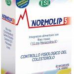 normolip 5 offerta 60 capsule