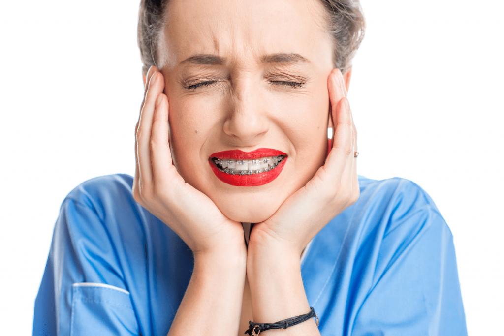 dolore apparecchio rimedi cera ortodontica