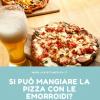 Si Può mangiare la Pizza con le Emorroidi?